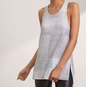 Wilfred Free Ornella Gray Colourblock Tank Size S